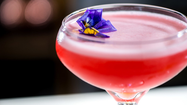 Clover club at The Langton