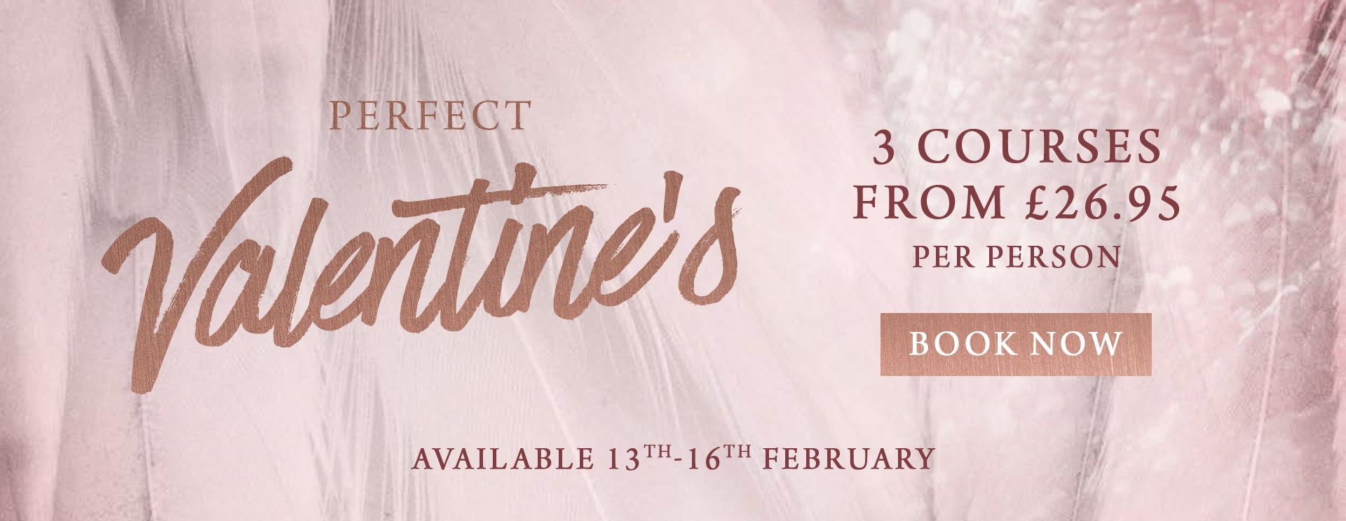 Valentines at The Langton